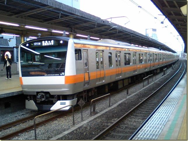 E233系H43編成